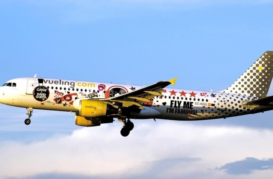 compagnia aerea vueling